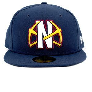 Denver Nuggets New Era 59FIFTY Men's Fitted Hat